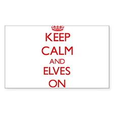 ELVES Decal
