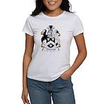 Yeomons Family Crest Women's T-Shirt