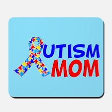 Autism Mom Mousepad