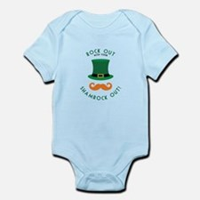 Shamrock Out Body Suit