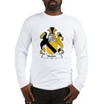 Yeaton Family Crest Long Sleeve T-Shirt