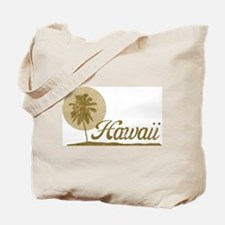 Palm Tree Hawaii Tote Bag