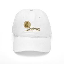 Palm Tree Hawaii Baseball Cap