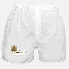 Palm Tree Hawaii Boxer Shorts