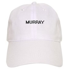 Murray digital retro design Baseball Cap