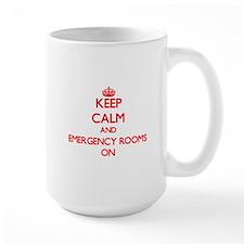 EMERGENCY ROOMS Mugs