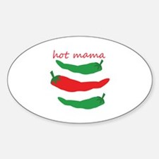 Hot Mama Decal