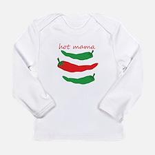 Hot Mama Long Sleeve T-Shirt