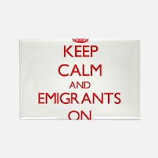 EMIGRANTS Magnets