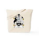 Yates Family Crest Tote Bag