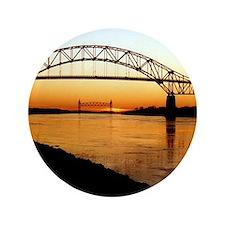 Cape Cod Bourne Bridge Button