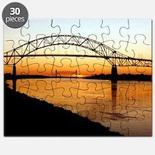 Cape Cod Bourne Bridge Puzzle