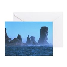 Cape Flattery  Greeting Card