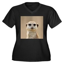 Meerkat_2015_0211 Plus Size T-Shirt