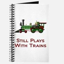 Still Plays With Trains Journal