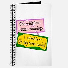 Whistling Journal