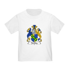 Yardley Family Crest T