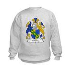 Yardley Family Crest Kids Sweatshirt