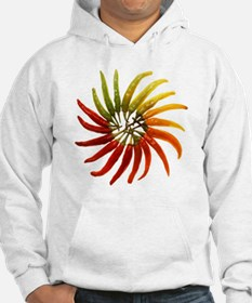 Charleston Hot Peppers Color Whe Hoodie