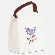 TGIF This grandpa Canvas Lunch Bag