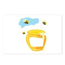 Honey Pot Postcards (Package of 8)