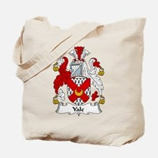 Yale Family Crest Tote Bag