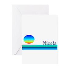 Nicola Greeting Cards (Pk of 20)