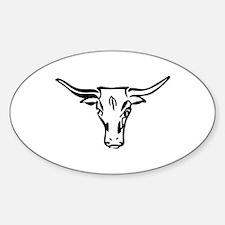 Longhorns Decal