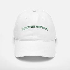 Greater Swiss Mountain Dog (g Baseball Baseball Cap