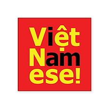 i am Viet Namese! Sticker