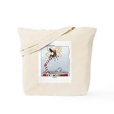 Pop Fly Shopping Bag
