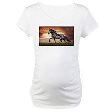 Beautiful Black Horse Shirt