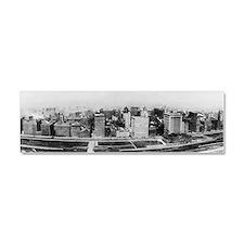 Michigan Avenue in Chicago (1911 Car Magnet 10 x 3