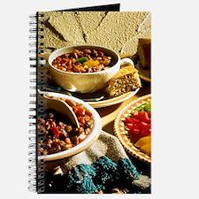 Chili with Cornbread Journal