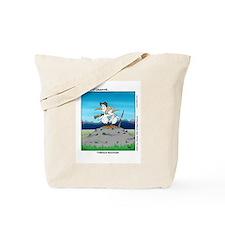 Yolkback Mountain Shopping Bag
