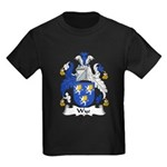 Wye Family Crest Kids Dark T-Shirt