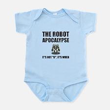 Robot Apocalypse Body Suit