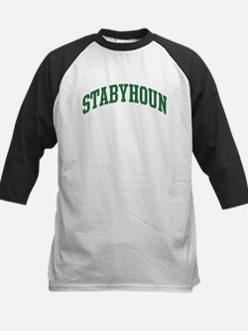 Stabyhoun (green) Tee