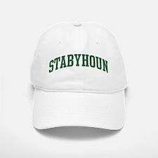Stabyhoun (green) Baseball Baseball Cap