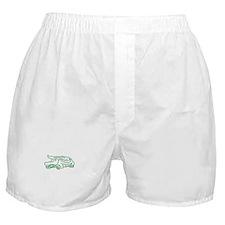 Gator Outline Boxer Shorts