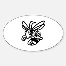 Hornets Outline Decal