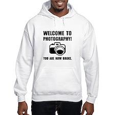 Photography Broke Hoodie