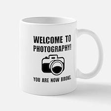 Photography Broke Mugs