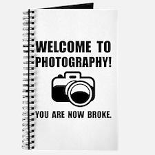 Photography Broke Journal