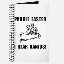 Paddle Faster Hear Banjos 2 Journal