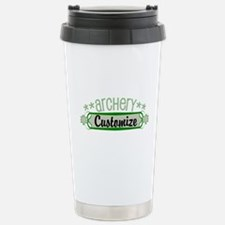 Archery Stainless Steel Travel Mug