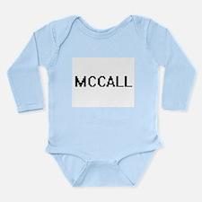 Mccall digital retro design Body Suit