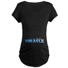 Mommys Little Miracle Maternity T-Shirt