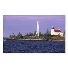 Copper Harbor Lighthouse Decal