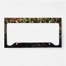 Cranberry Bog License Plate Holder